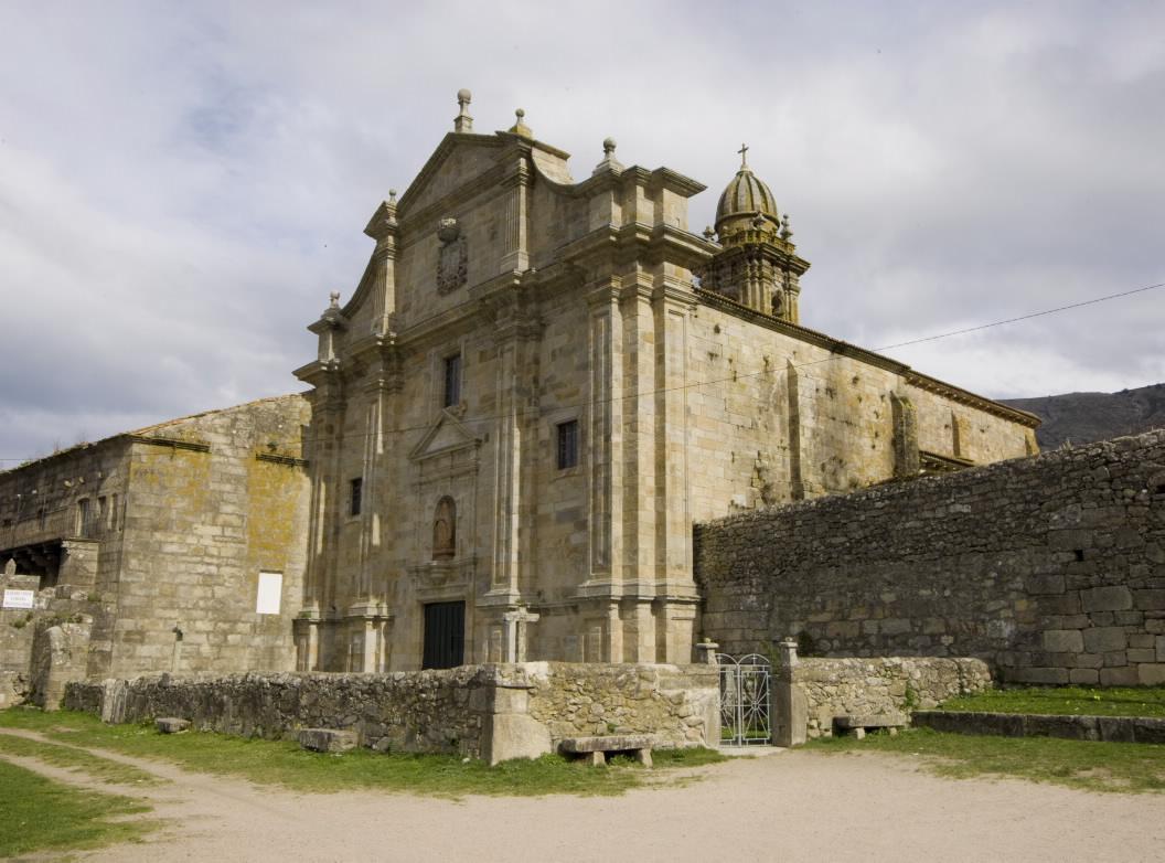 Cultura e Turismo investirá máis de 775.000 euros na restauración da igrexa do mosteiro de Santa María de Oia