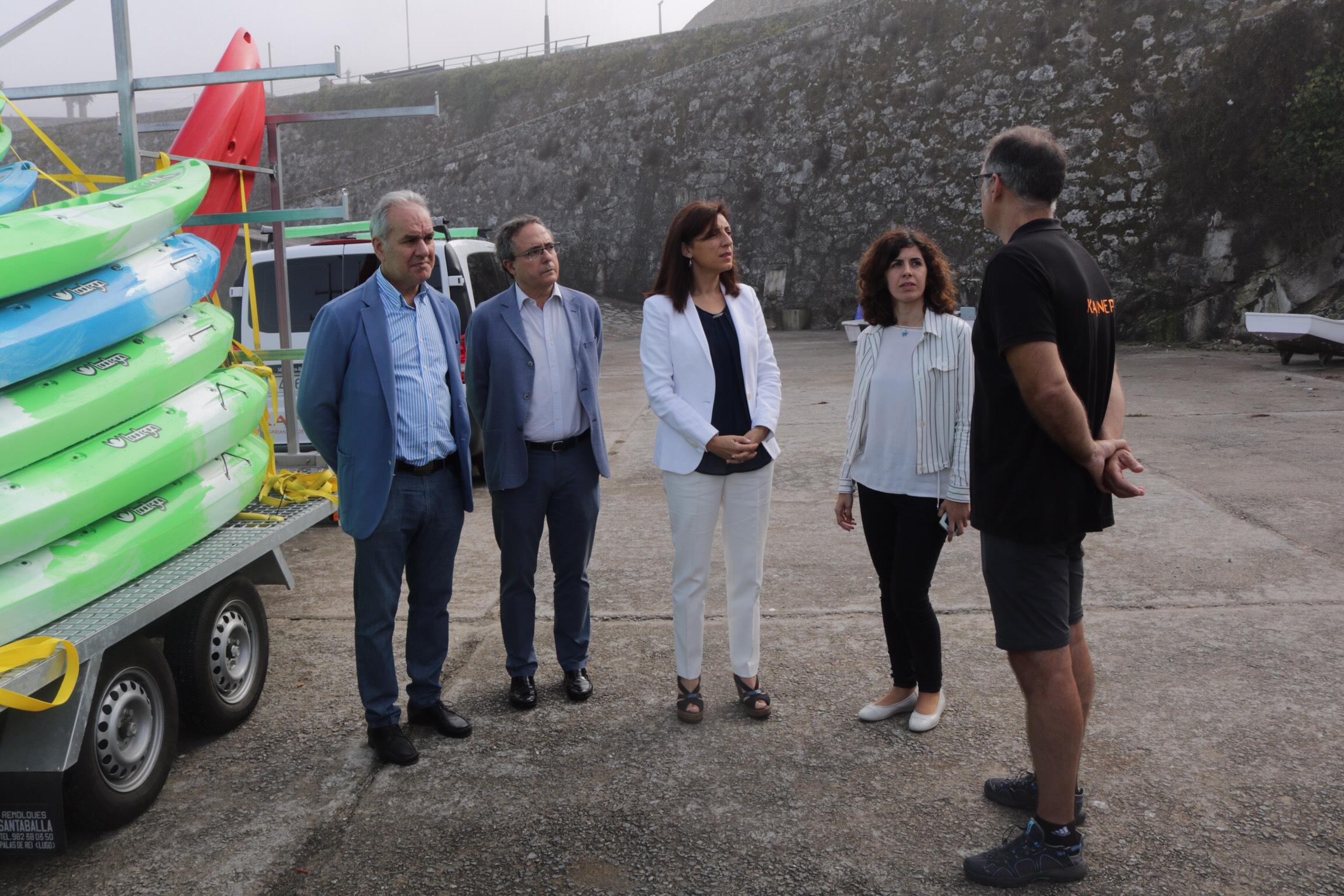 Unha empresa do Concello recibirá unha axuda de dinamización do medio rural