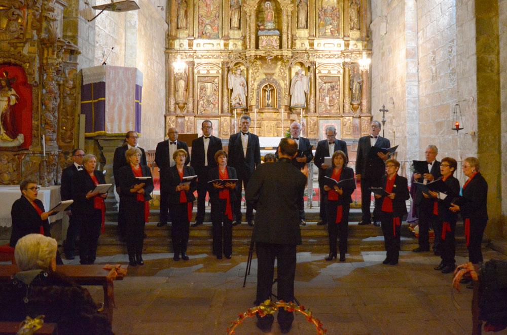 Festival de Corais Sta. María de Oia