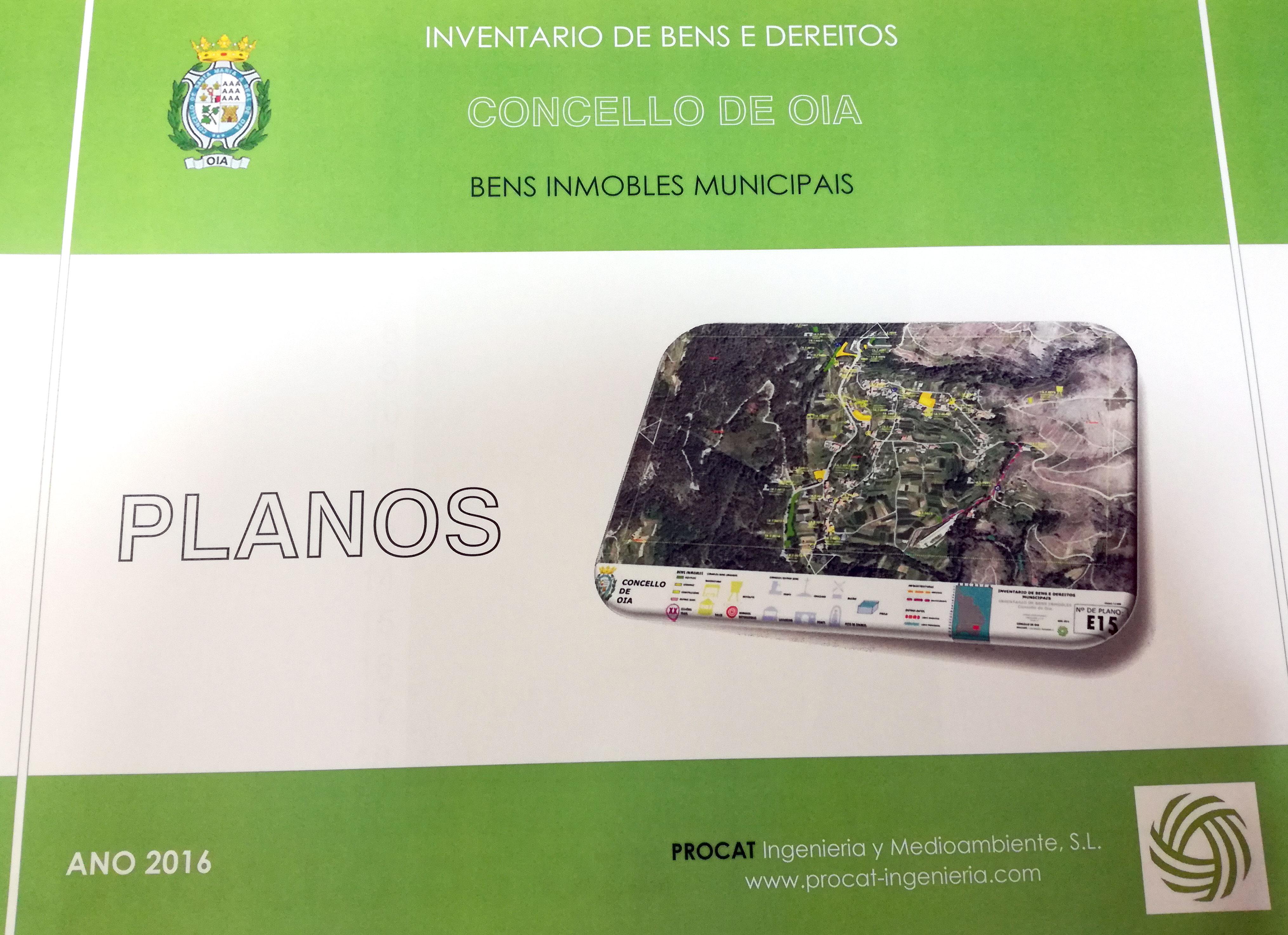 Se aproba o Inventario Municipal de Bens Inmobles