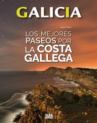 """""""Los mejores paseos por la costa gallega"""", de Anxo Rial"""