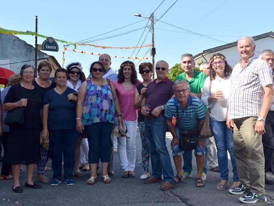 Veciños do Concello de Oia viaxaron a Portugal para visitar o pobo irmán da Freguesia de Oiã