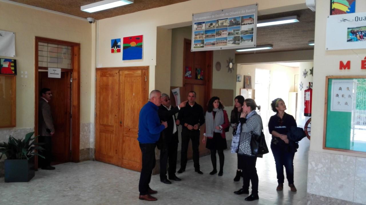 O concello de Oia e a Freguesia de Oiã colaboran nun proxecto de intercambio cultural