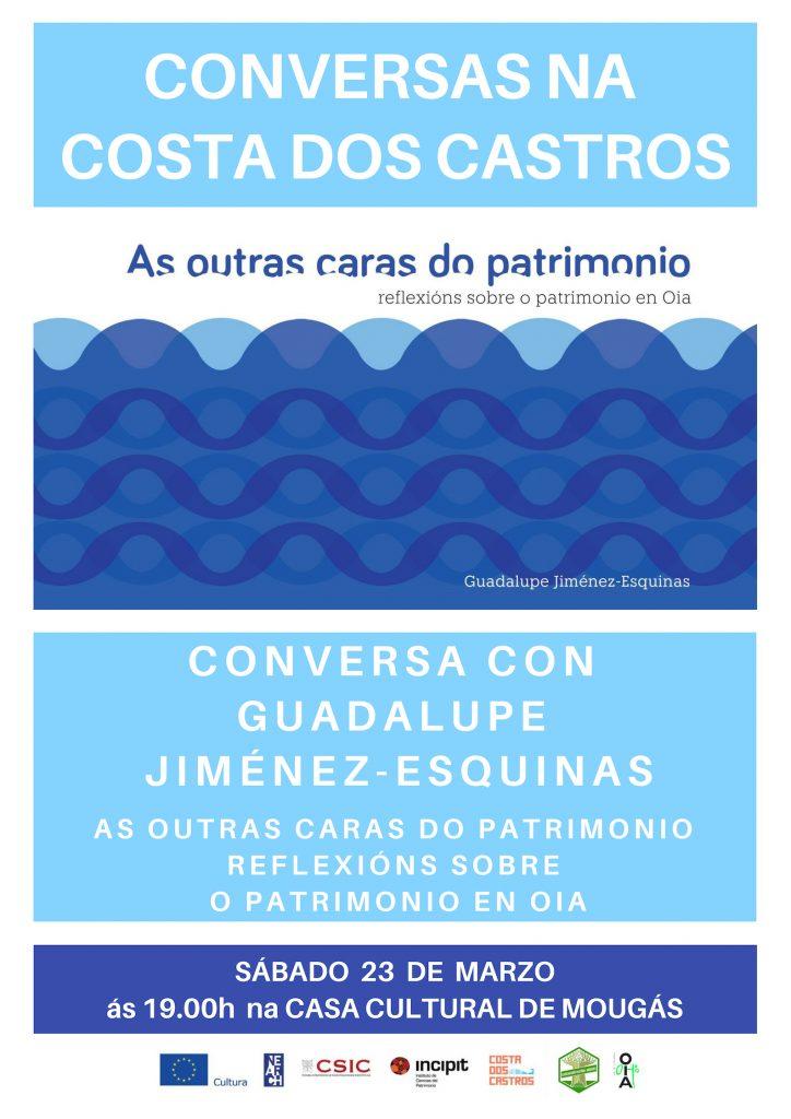 """""""Conversas na Costa dos Castros"""". Reflexións sobre o patrimonio en Oia"""
