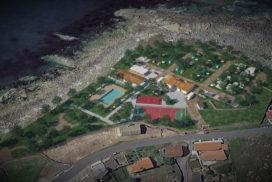 Acordo entre o Concello de Oia e os propietarios do cámping para dar luz verde á compra do terreo