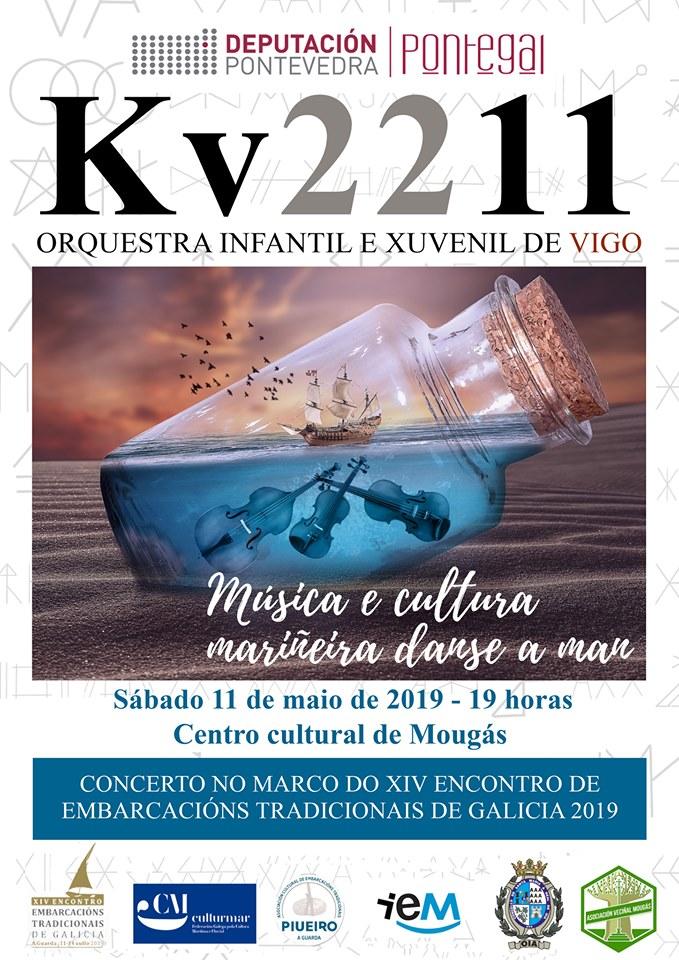 Concerto XIV encontro de embargacións tradicionáis de Galicia 2019