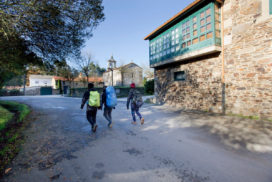 Subvencións ás ARIS (Áreas de rehabilitación integral dos camiños de Santiago)