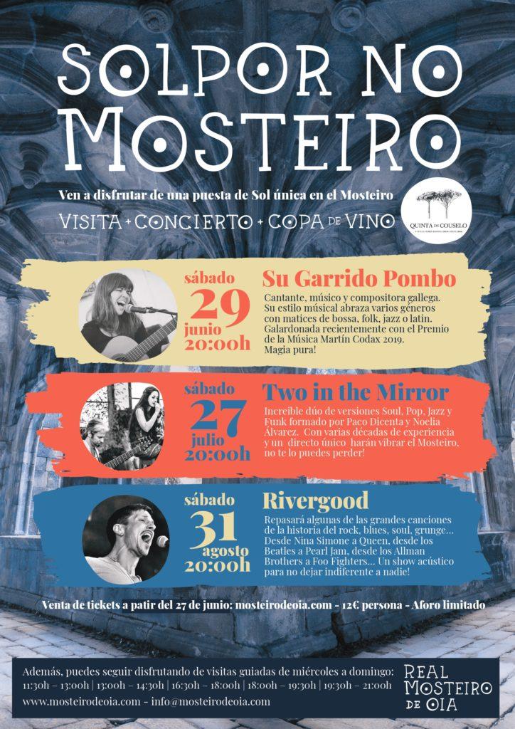 """Ciclo de Concertos no Mosteiro: """"Rivergood"""""""