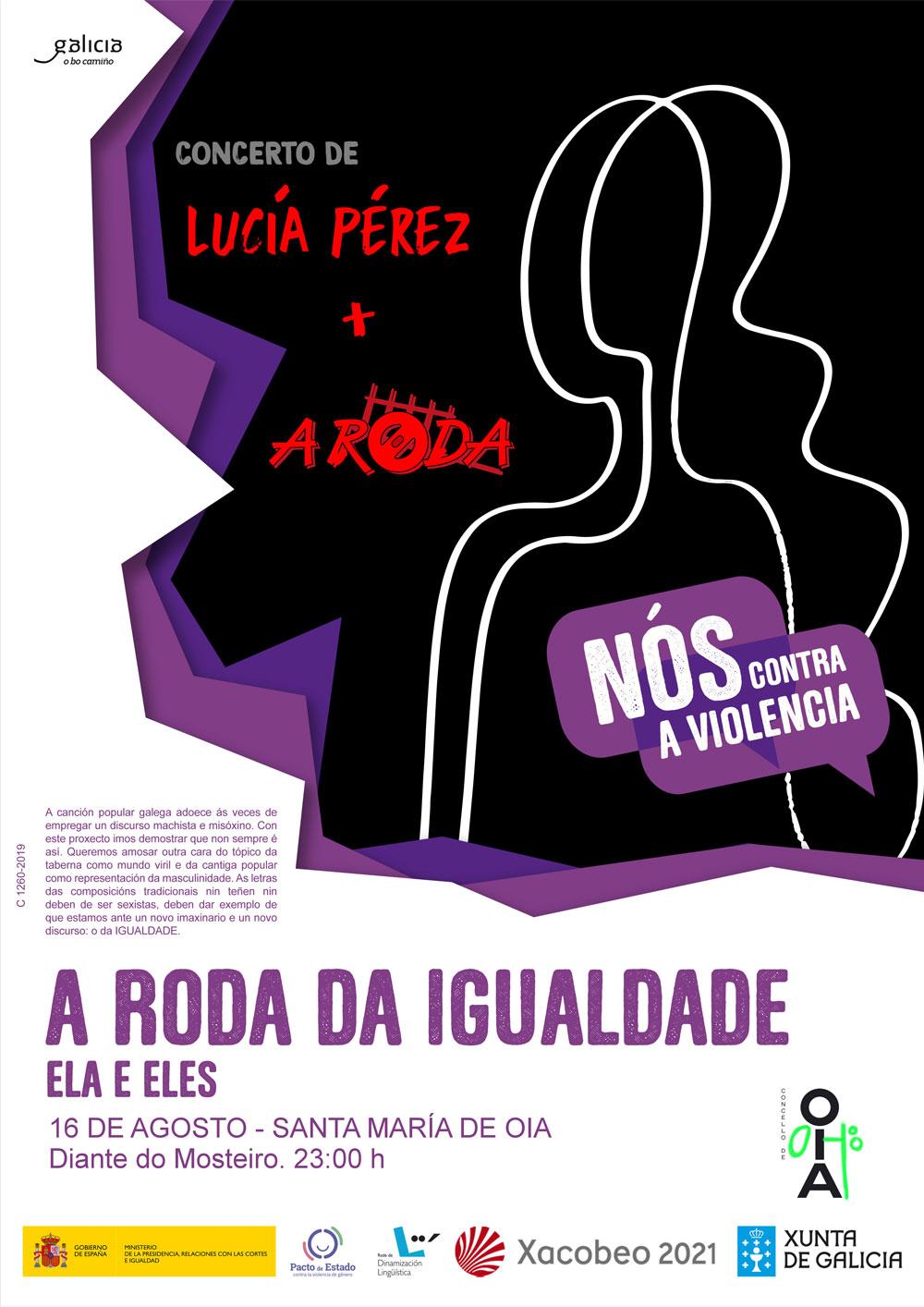 """Concerto """"A Roda"""" en Oia"""