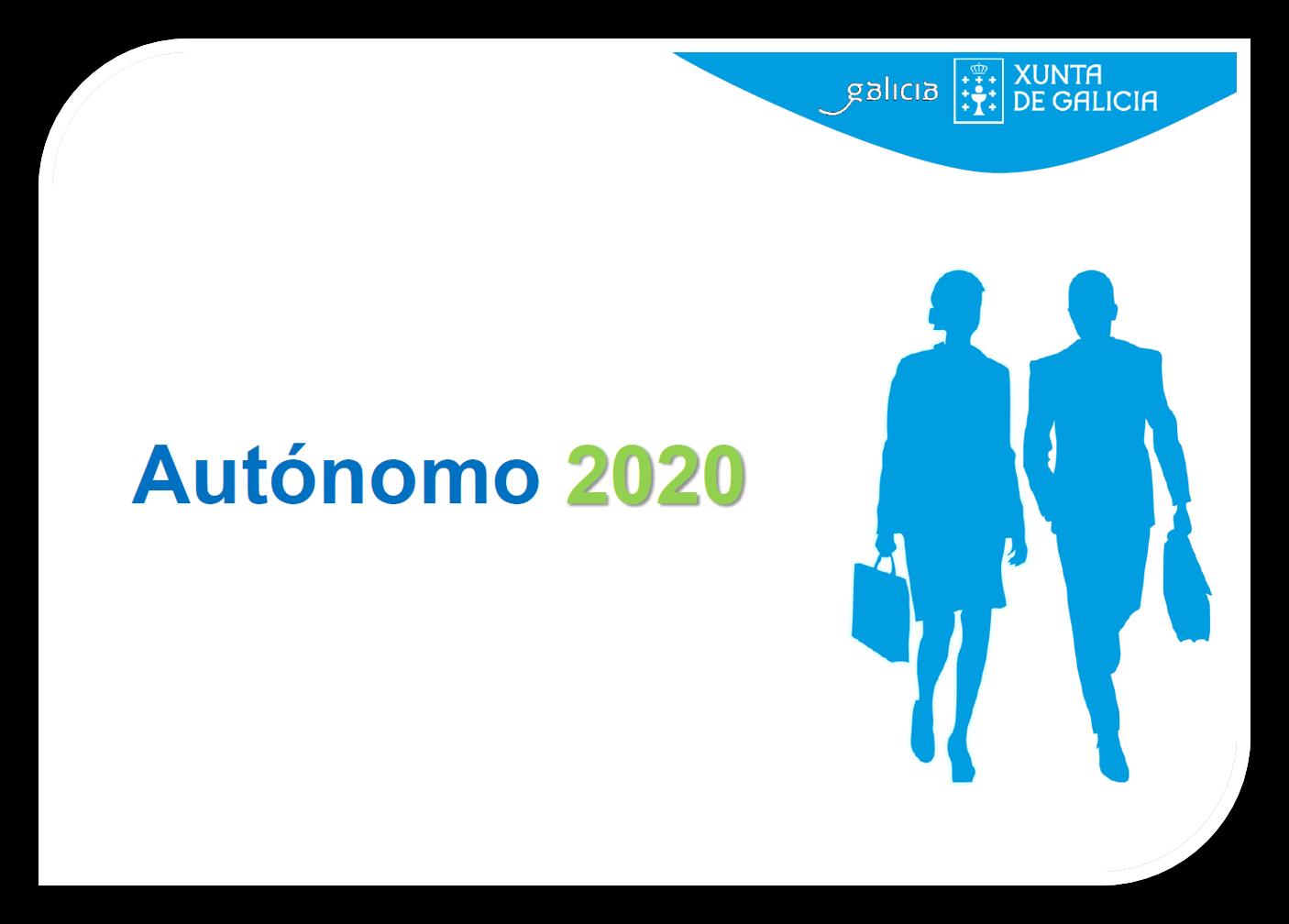 Programa para a promoción do emprego autónomo 2020