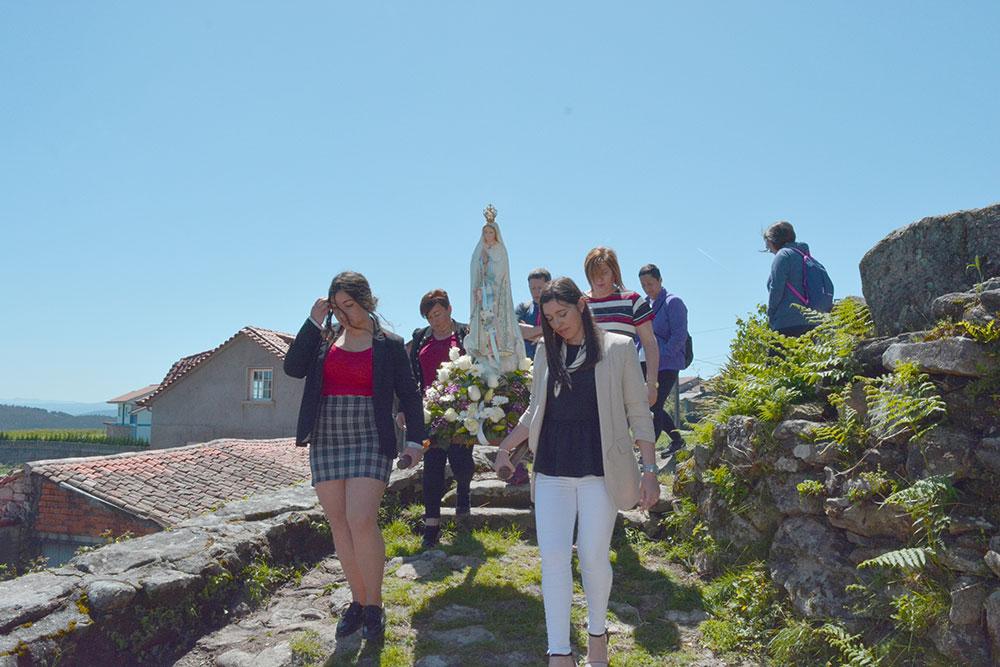 Festa Virxe de Fátima – Mavia