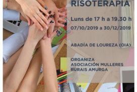 Aberto o prazo de inscrición para un curso de risoterapia en Loureza