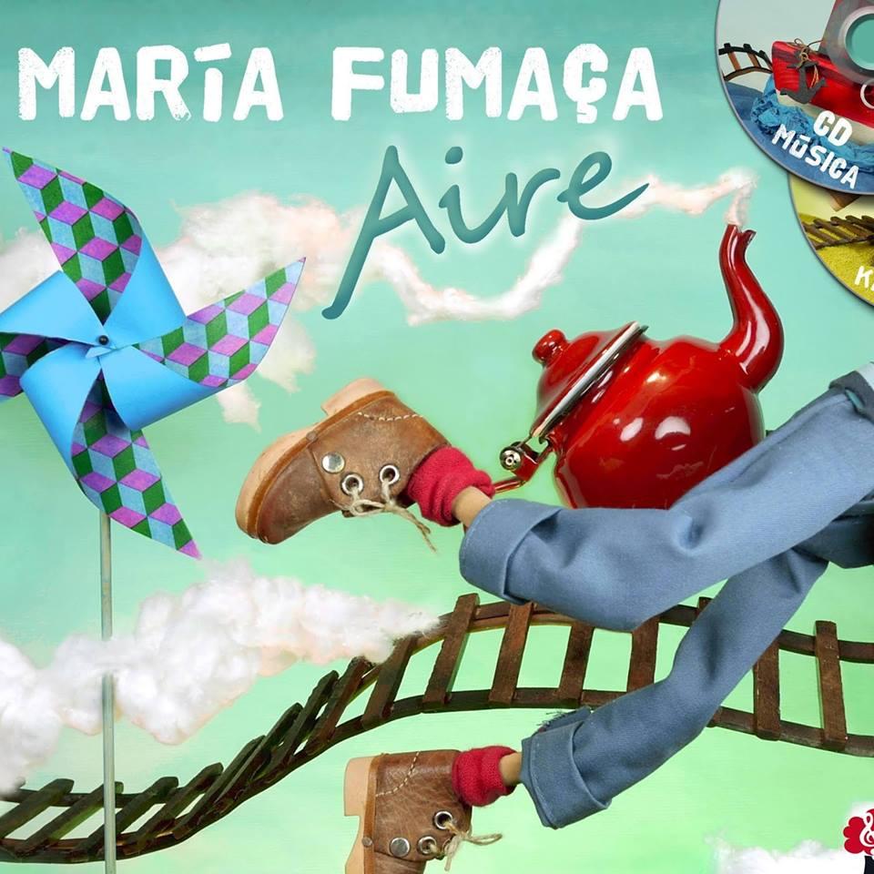 """Actuación do grupo infantil """"María Fumasa"""""""