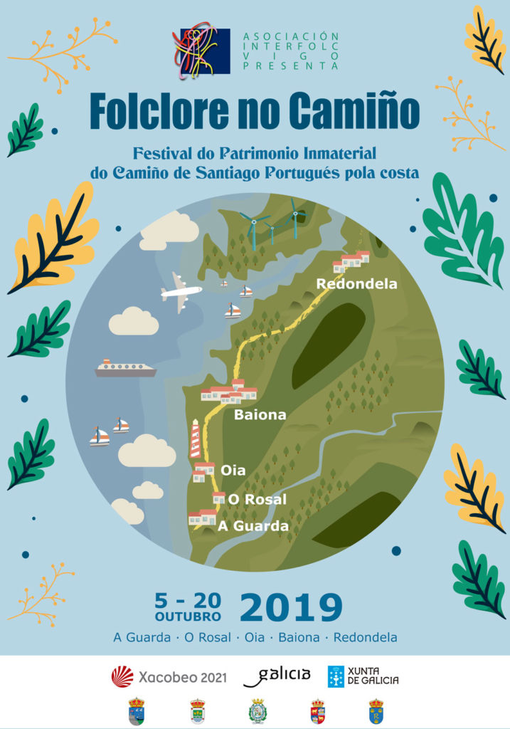 Festival de Patrimonio Inmaterial 'Folclore no Camiño'