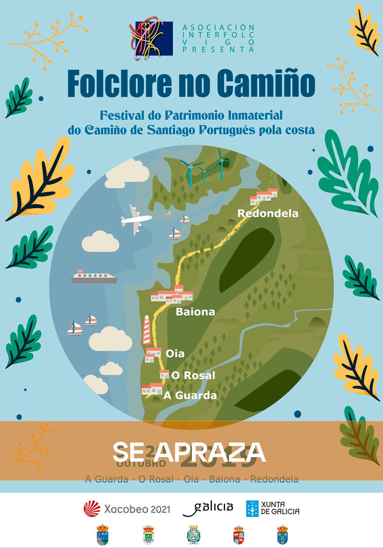 APRAZADO Festival de Patrimonio Inmaterial 'Folclore no Camiño'