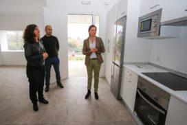Oia conta coas primeiras vivendas públicas de aluguer social
