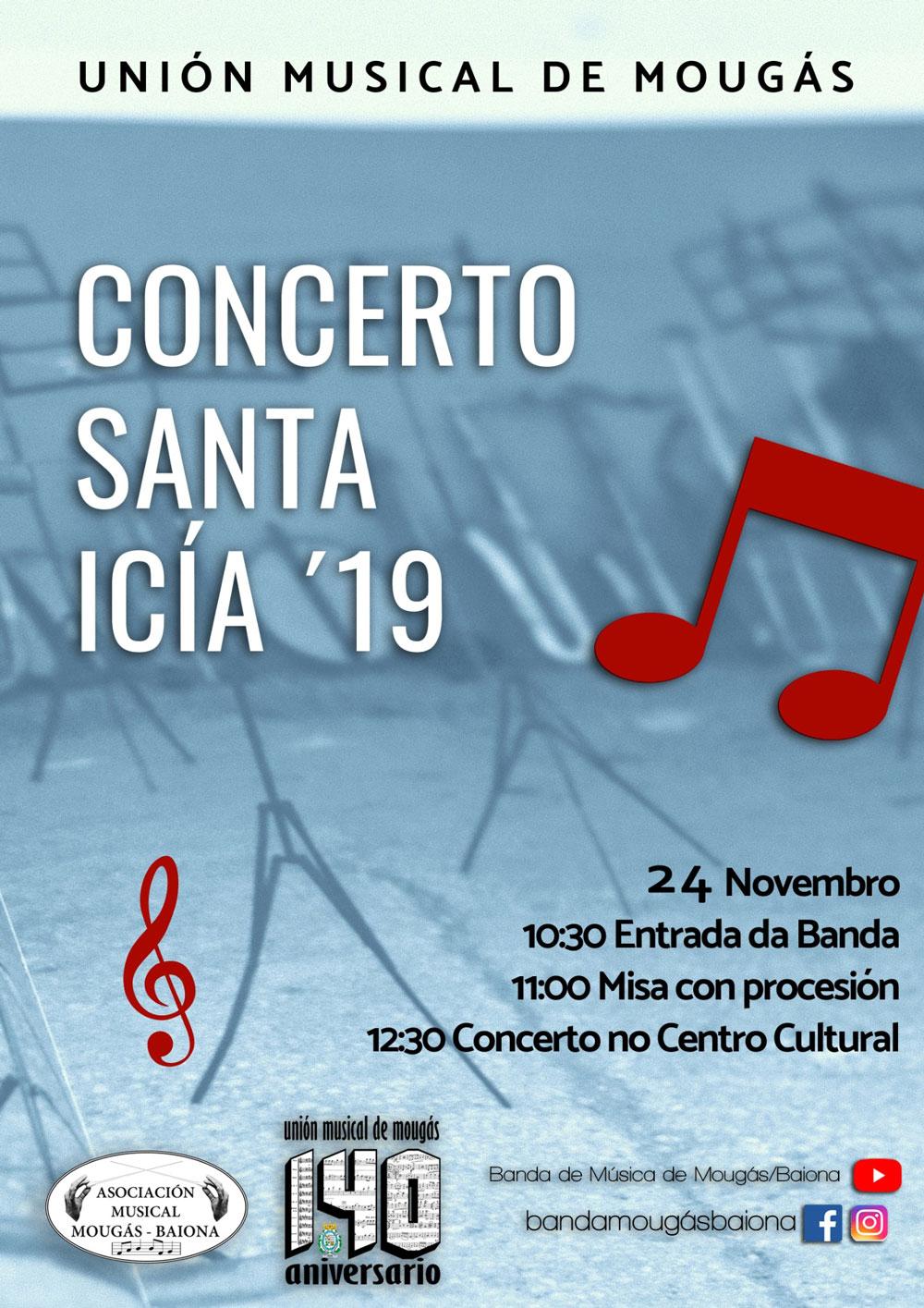 Concerto Santa Icía '19