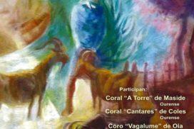 Concerto de panxoliñas o domingo na igrexa de Santa María de Oia