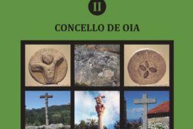 O Concello de Oia presenta este venres un libro sobre os cruceiros, cruces e almiñas do municipio