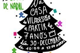 Obradoiro infantil de cociña de Nadal o día 30 en Viladesuso