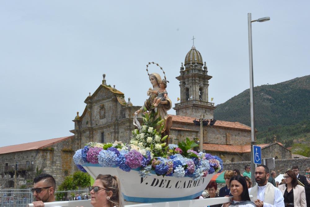 Festa do Carmen Sta. María de Oia