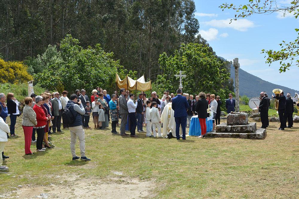 Festas Corpus Pedornes