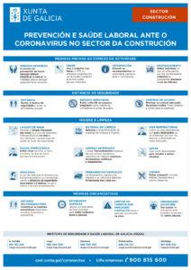 PREVENCIÓN E SAÚDE LABORAL NA CONSTRUCCIÓN