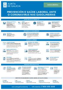 PREVENCIÓN E SAÚDE LABORAL NAS GASOLINEIRAS