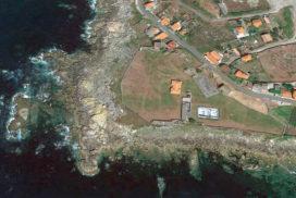 O Concello de Oia formaliza a compra dos terreos do antigo camping Pedra Rubia