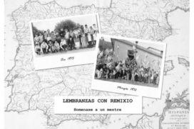 O Concello de Oia recoñece o inmenso labor desenvolvido por Remigio Nieto así como a súa excepcional calidade humana