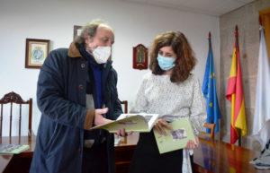 FRANCISCO JAVIER COSTAS GOBERNA - CRISTINA CORREA POMBAL, ALCALDESA DE OIA