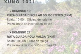 O Concello de Oia organiza en xuño 2 rutas guiadas para difundir o seu patrimonio