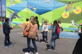 Nova oportunidade para asistir ás visitas guiadas de arte urbana e historia de Oia
