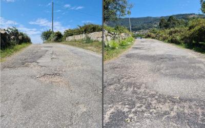 O Concello de Oia saca a licitación melloras en varios camiños de Mougás e Loureza por máis de 100.000 euros