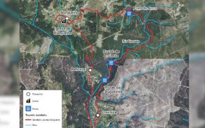 O Concello de Oia contrata a realización dunha ruta de sendeirismo que unirá as parroquias de Burgueira e Loureza