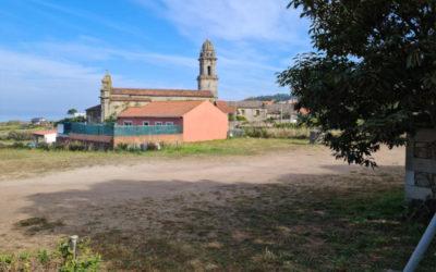 O Concello de Oia investirá este ano 131.000 euros na adquisición de varias parcelas nos arredores do Mosteiro