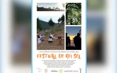 Este domingo, cita co Festival do Rei Sol no Cano dos Mouros (Viladesuso)