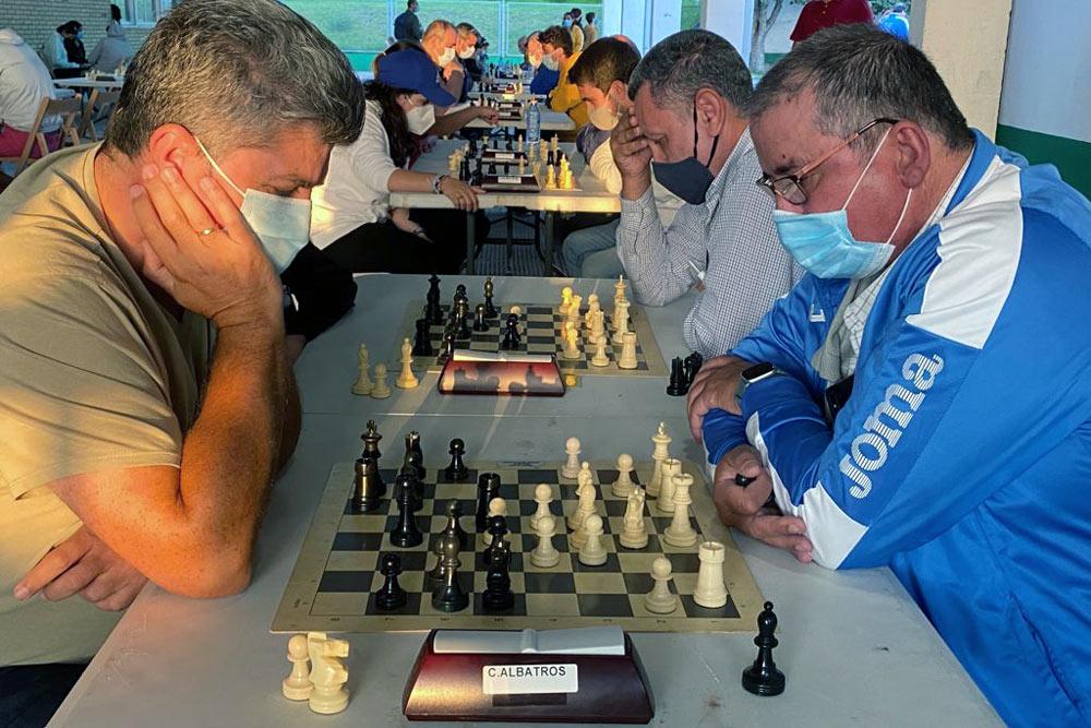 Boa acollida do Torneo de Xadrez Concello de Oia na súa primeira edición